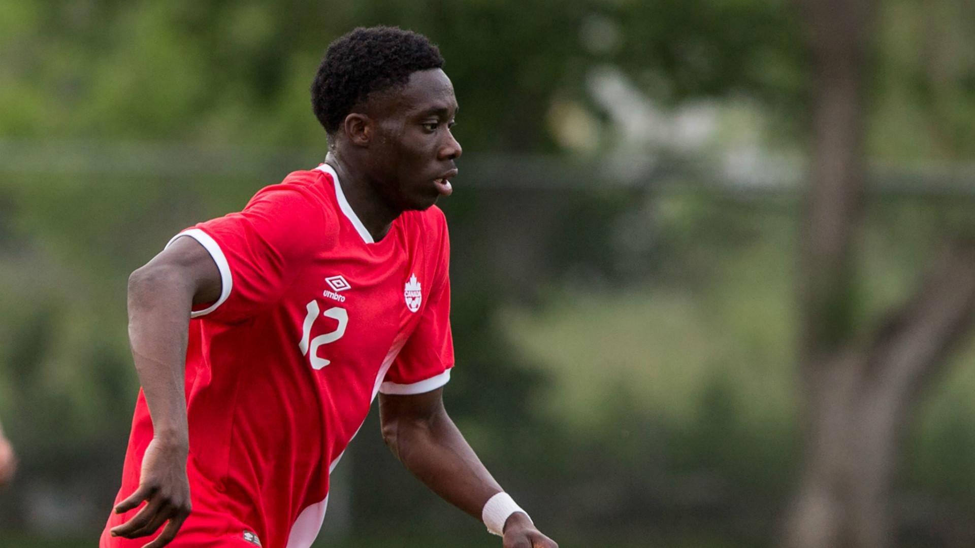 Anthony Jackson-Hamel scores in 87 minute, Canada beats Curacao 2-1