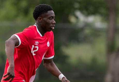 Davies sets Canada record