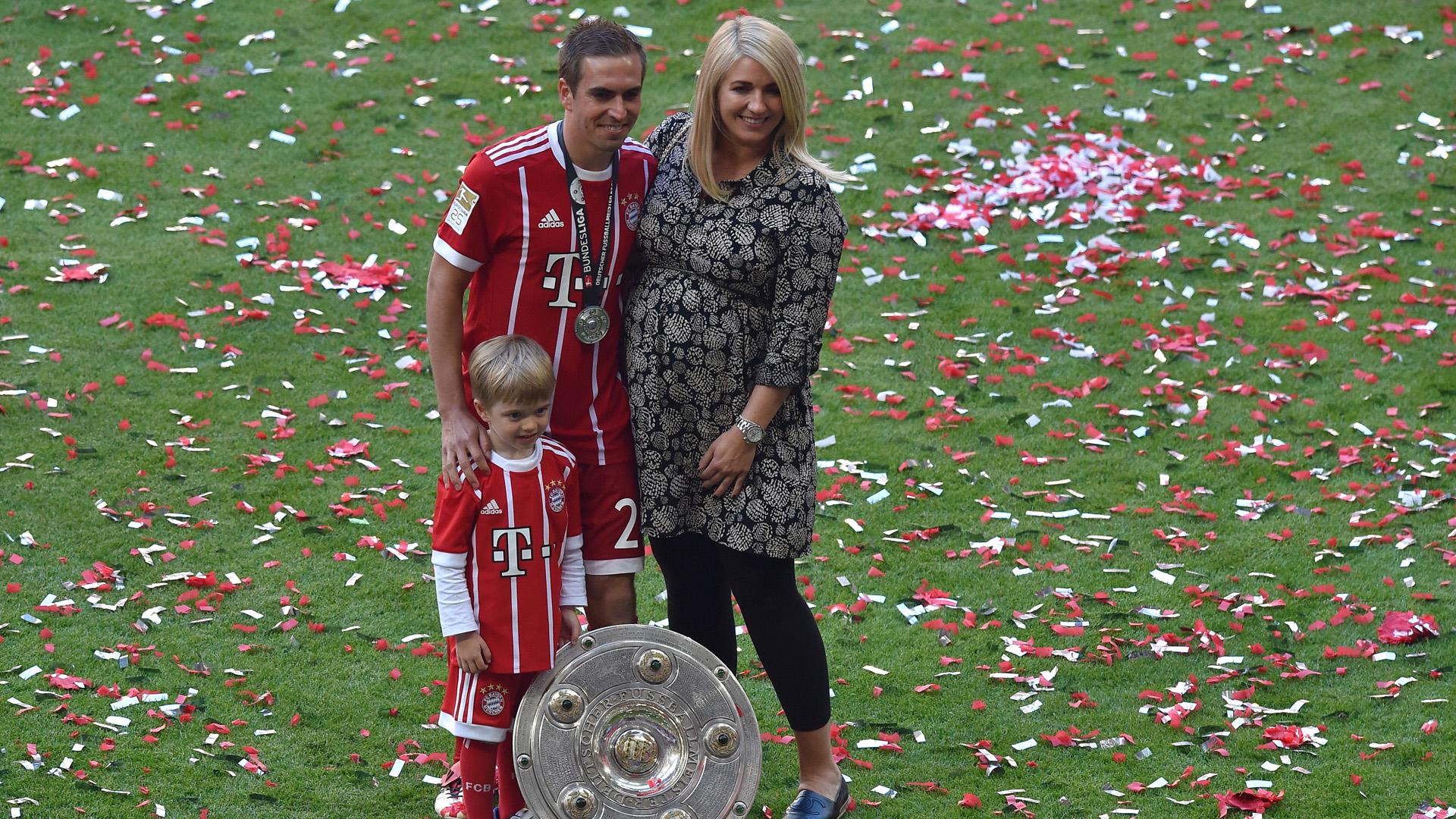 Philipp Lahm FC Bayern 20052017