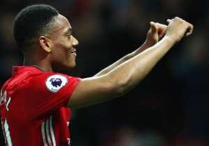 """Selon l'étude """"The Red Card"""", Anthony Martial est un des footballeurs les plus influents sur les réseaux sociaux en Chine ( Weibo y We-Chat)."""