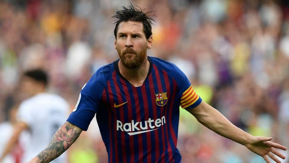 Lionel Messi Barcelona