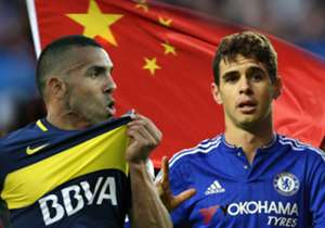 China's clubs have once again spent big this year, with Carlos Tevez and Oscar among the most high-profile new arrivals ahead of the new Super League season. Here, Goal runs through some of the biggest and most interesting deals...