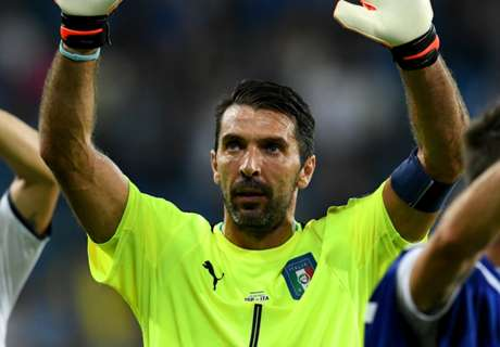 Buffon breaks Euro cap record