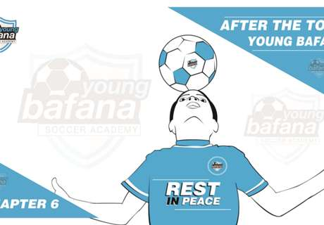 We Are Young Bafana: A sad day at Young Bafana
