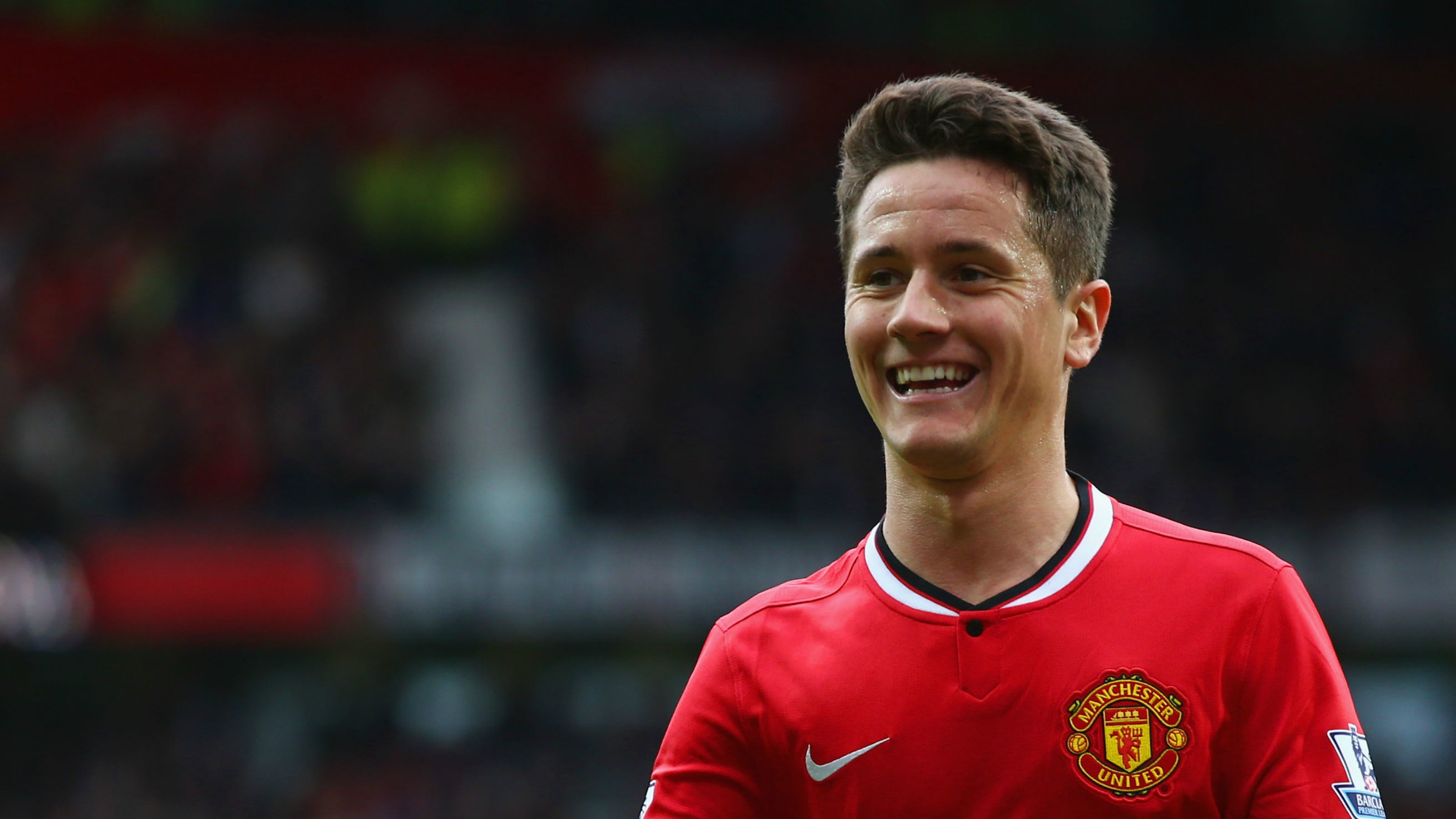 Ander Herrera Manchester United Premier League