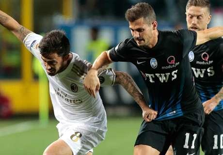 Milan neemt afscheid van plek vijf
