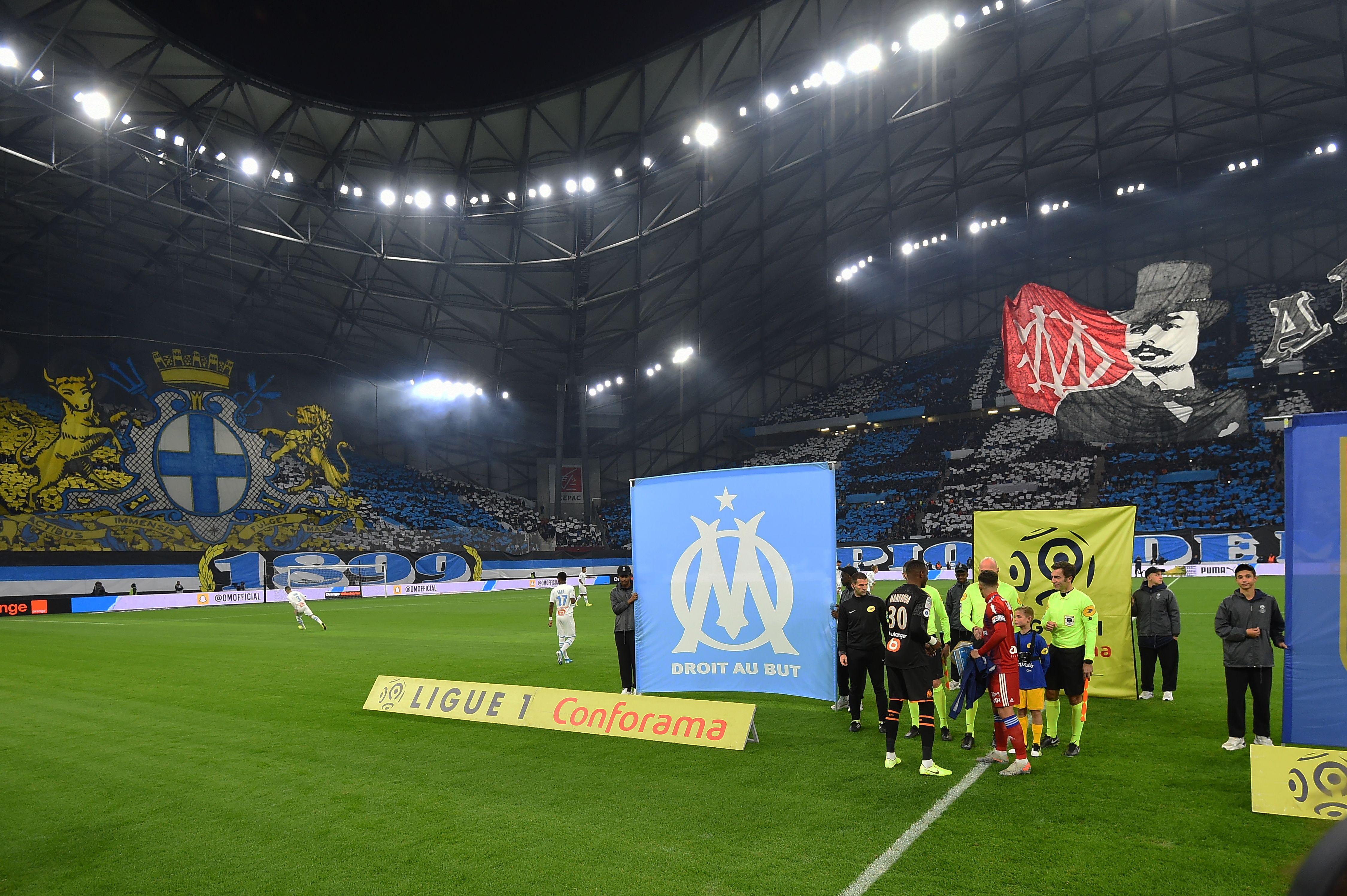 "OM-OL - Rayan Cherki (Lyon) ""pas impressionné"" par l'ambiance du Stade Vélodrome"