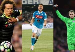 Ze zijn misschien niet meer de jongsten, maar zijn nog altijd bijzonder waardevol. De 25 meest waardevolle voetballers van boven de 30.
