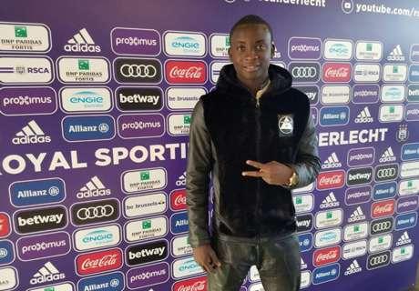 Dauda joins RSC Anderlecht