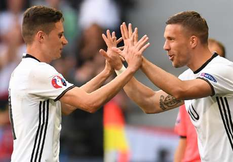 Drax & Boateng stand out for Germany