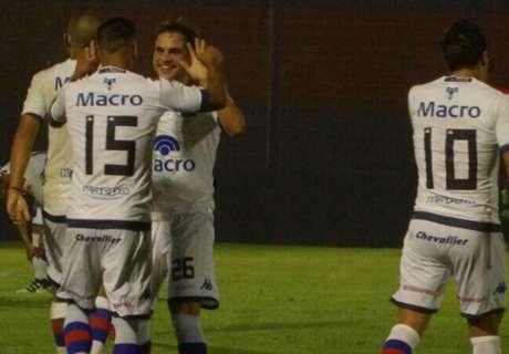 ► Tigre 1-1 San Martín