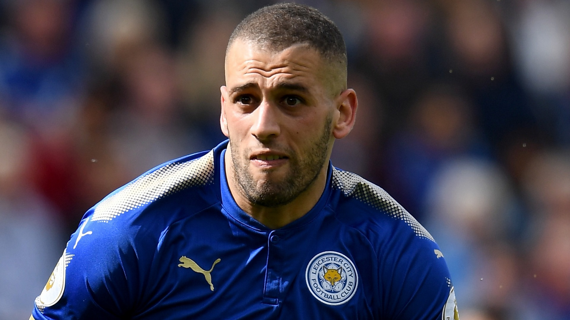 Islam Slimani: Monaco confirm signing Algeria forward from Leicester City