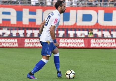 Hugo Almeida se - ozlijedio!