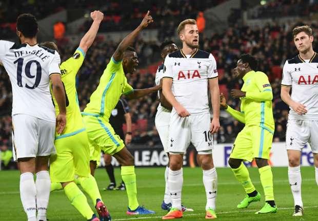 Resultado de imagen para Tottenham Hotspur 2 - 2 Gent