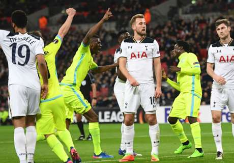 EL: Spurs raus, Lyon mit Torfest