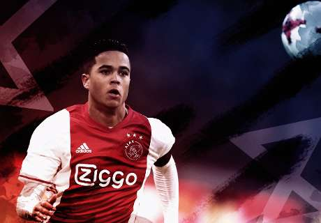 Justin Kluivert: I want to join Barca