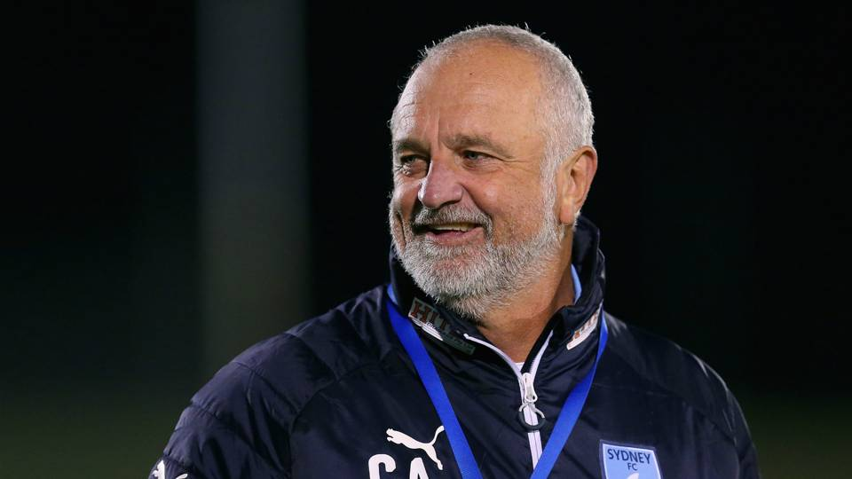 ad2aaecd296 The Covert Agent  Graham Arnold sounded out to replace Socceroos ...