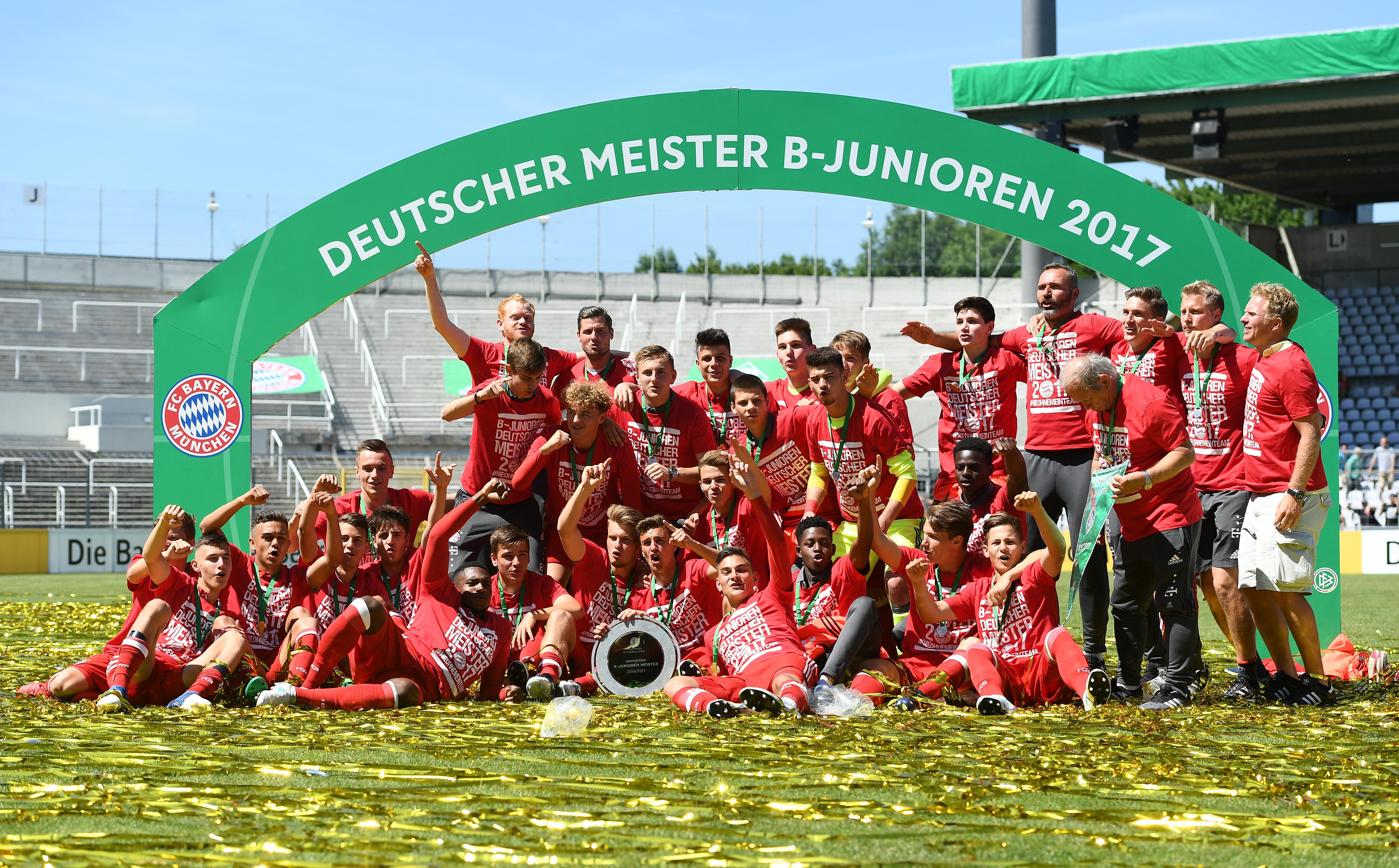 FC Bayern U17 Team