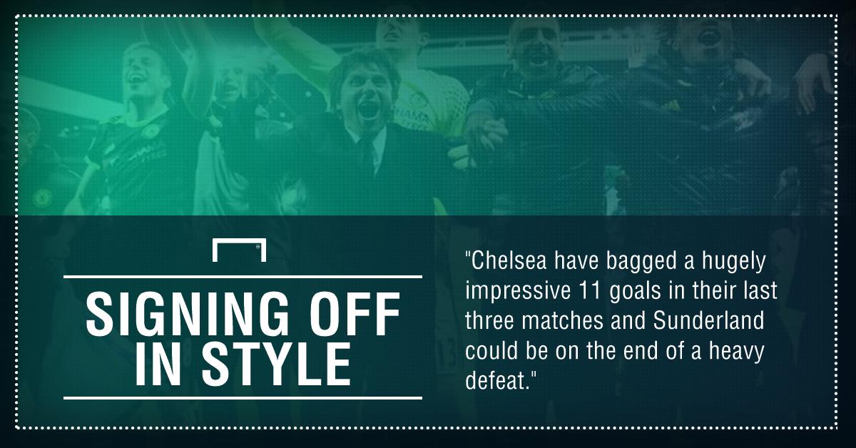 GFX Chelsea Sunderland betting