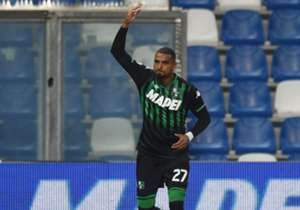 Too Good: Kevin-Prince Boateng - Boateng now has three Italian Serie A goals in five season matches after finding the back of the net for Sassuolo in their 3-1 win over Empoli on Friday. The 31-year-old, who joined the Black and Greens in the summer, l...