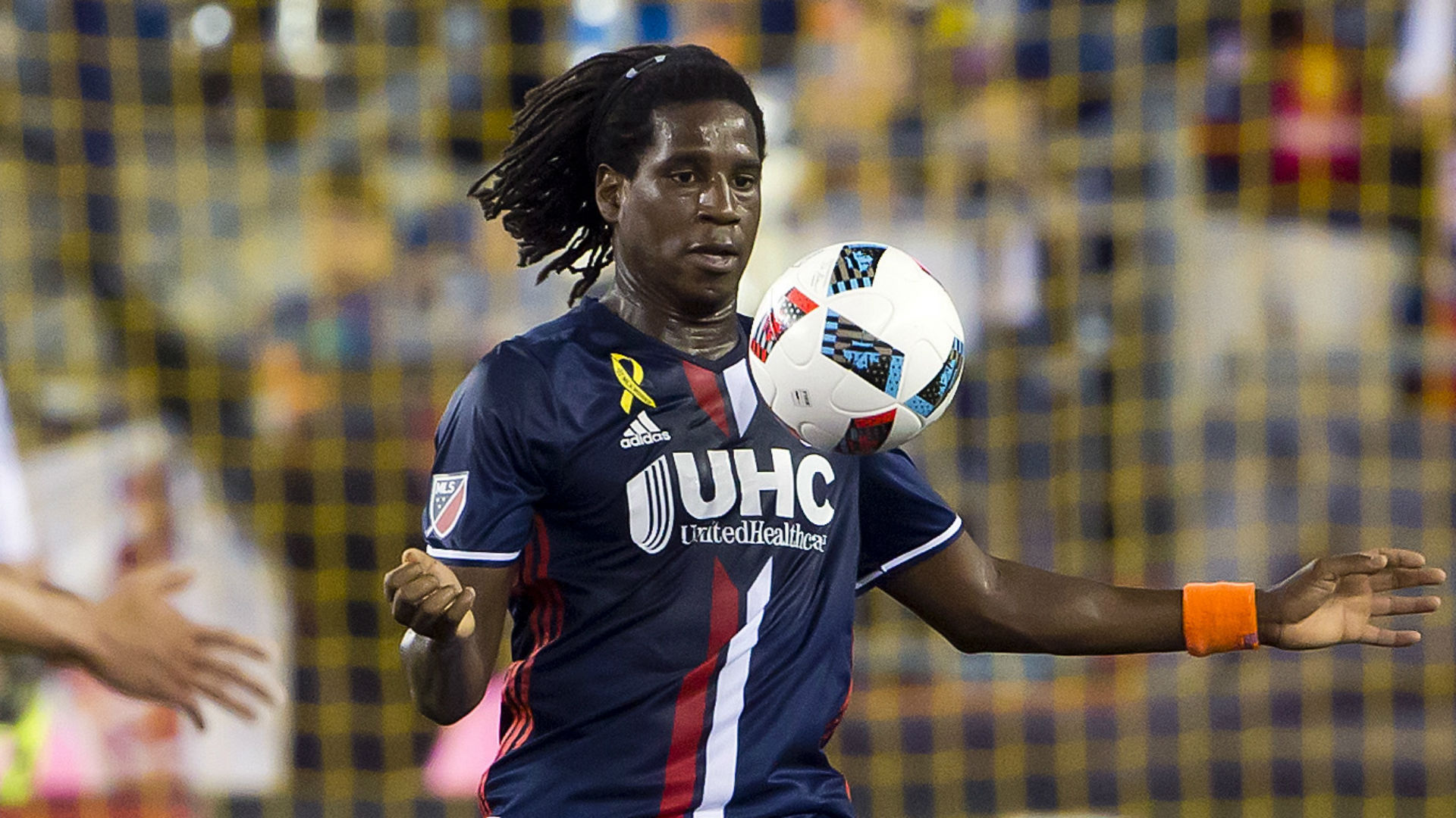 Femi Hollinger Janzen New England Revolution MLS