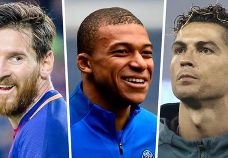'Mbappe is the after-Ronaldo and after-Messi'