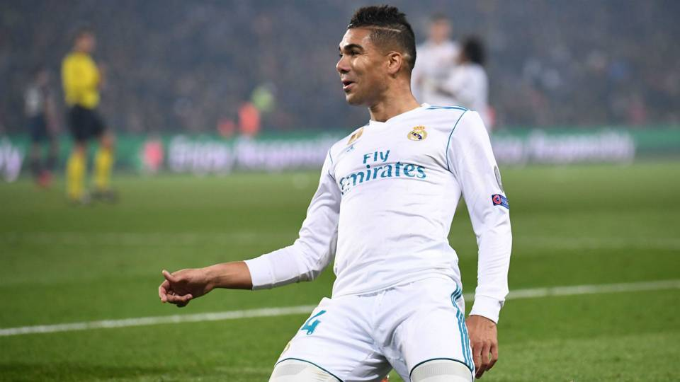 Casemiro PSG Real Madrid Champions League 06032018.jpg