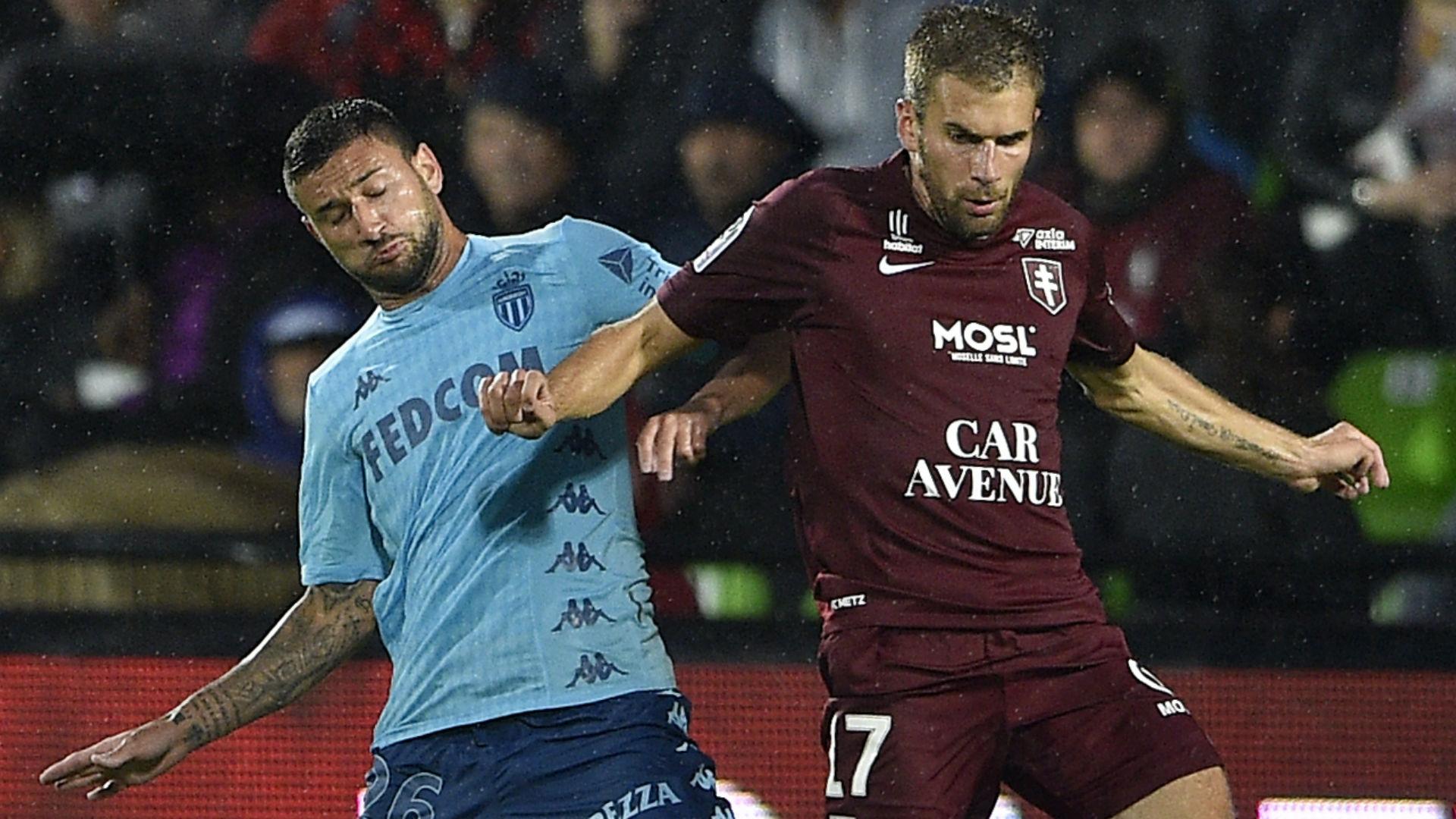 Monaco se noie à Metz, Lille tombe à Amiens... Le résumé de la soirée en Ligue 1