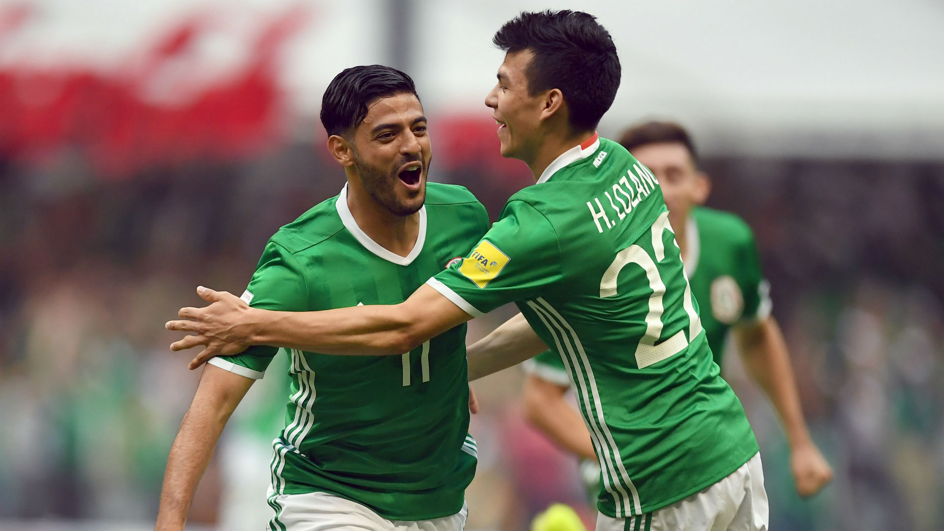 Mexico National Team: Where Were Hirving Lozano And