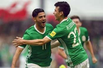 Mexico team news: Vela and in-form Lozano start for El Tri