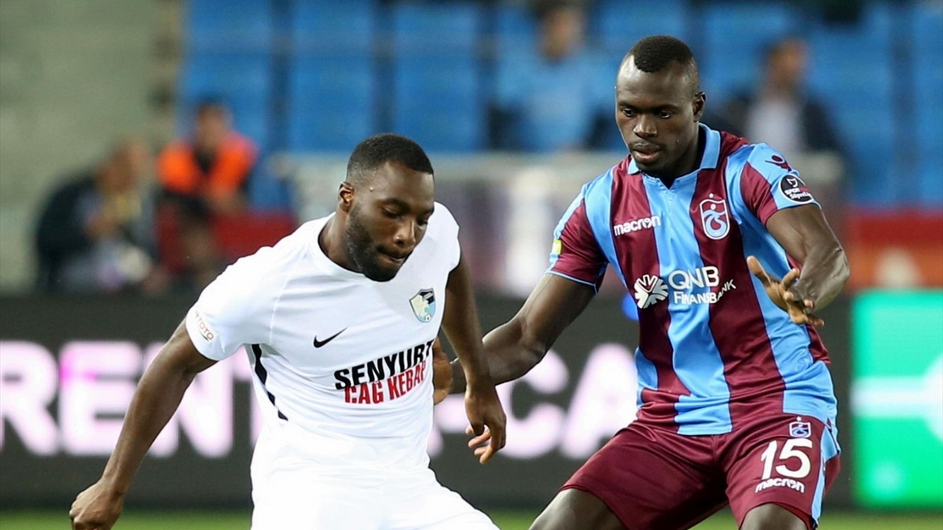 Turkish club Genclerbirligi sign Senegal's Zargo Toure from Trabzonspor