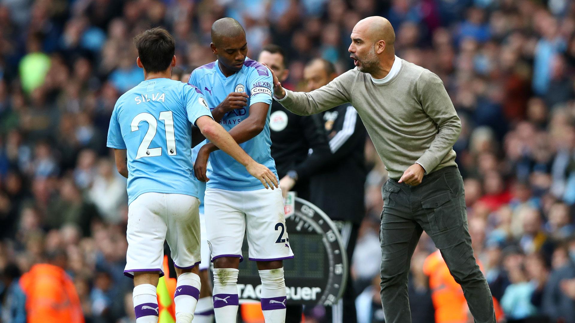 Manchester City, Guardiola pas inquiet pour la course au titre