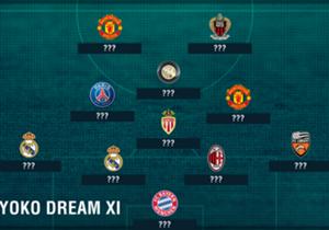 Tiemoue Bakayoko hat das Interesse von Manchester United und des FC Arsenal auf sich gezogen. Der Franzose hat, neben ein paar Defensiv-Ikonen, auch einige Premier-League-Spieler in seine Traum-Mannschaft eingebunden.