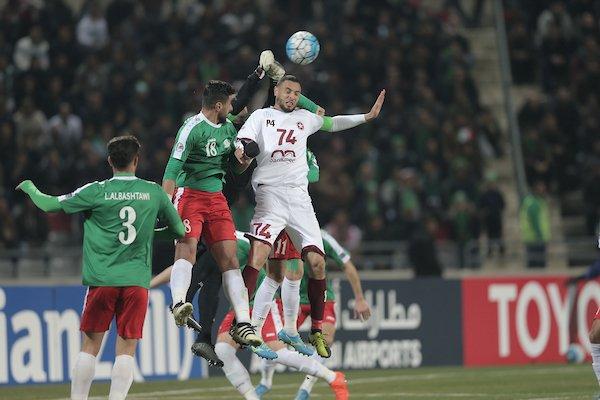 Al Wehdat vs Nejmeh