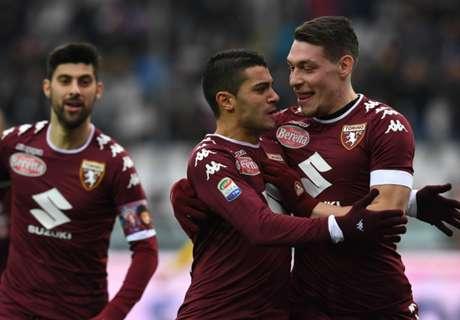 REVIEW Serie A Italia: Drama Delapan Gol Di Torino