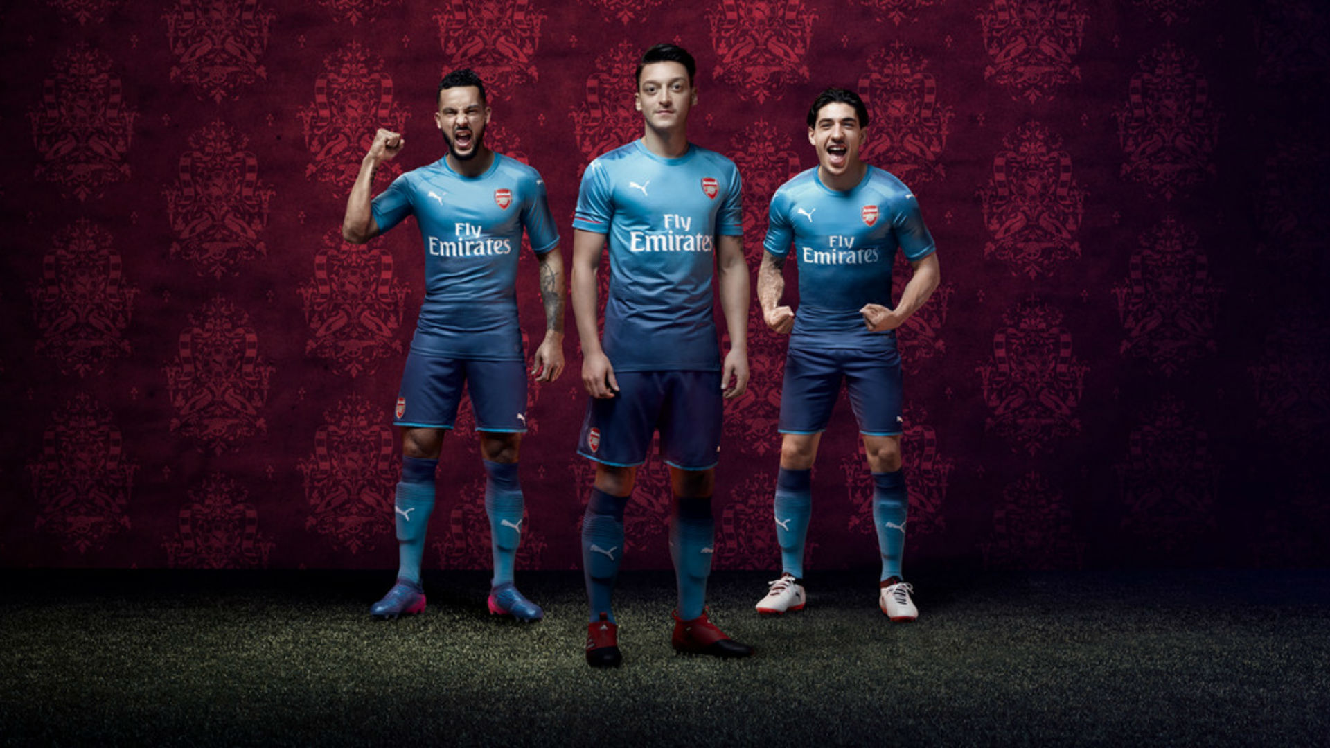 Arsenal 2017 18 away kit