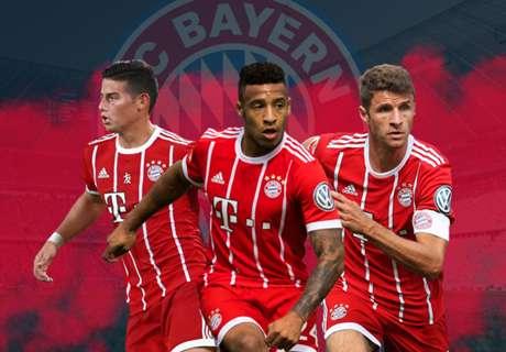 Saisonvorschau 17/18: FC Bayern München