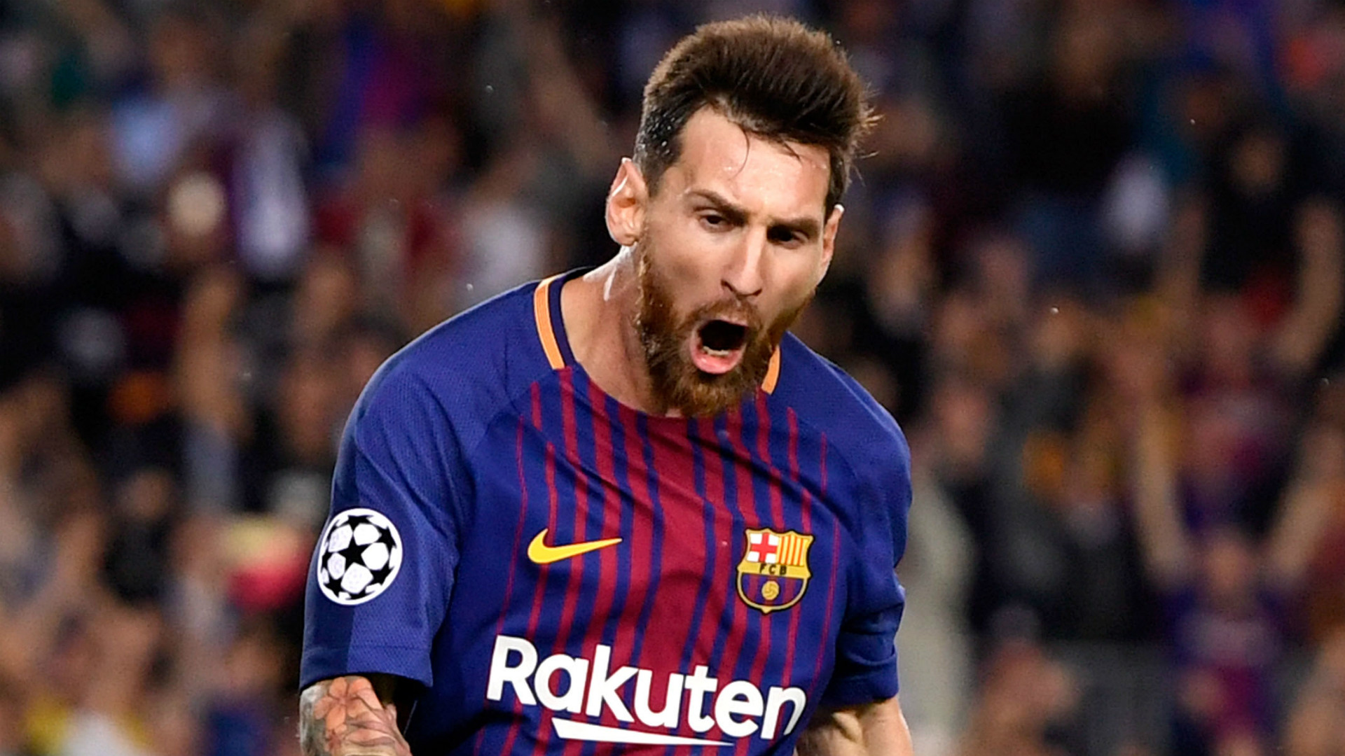 Barcelona in the Champions League 2018 - 2019 9