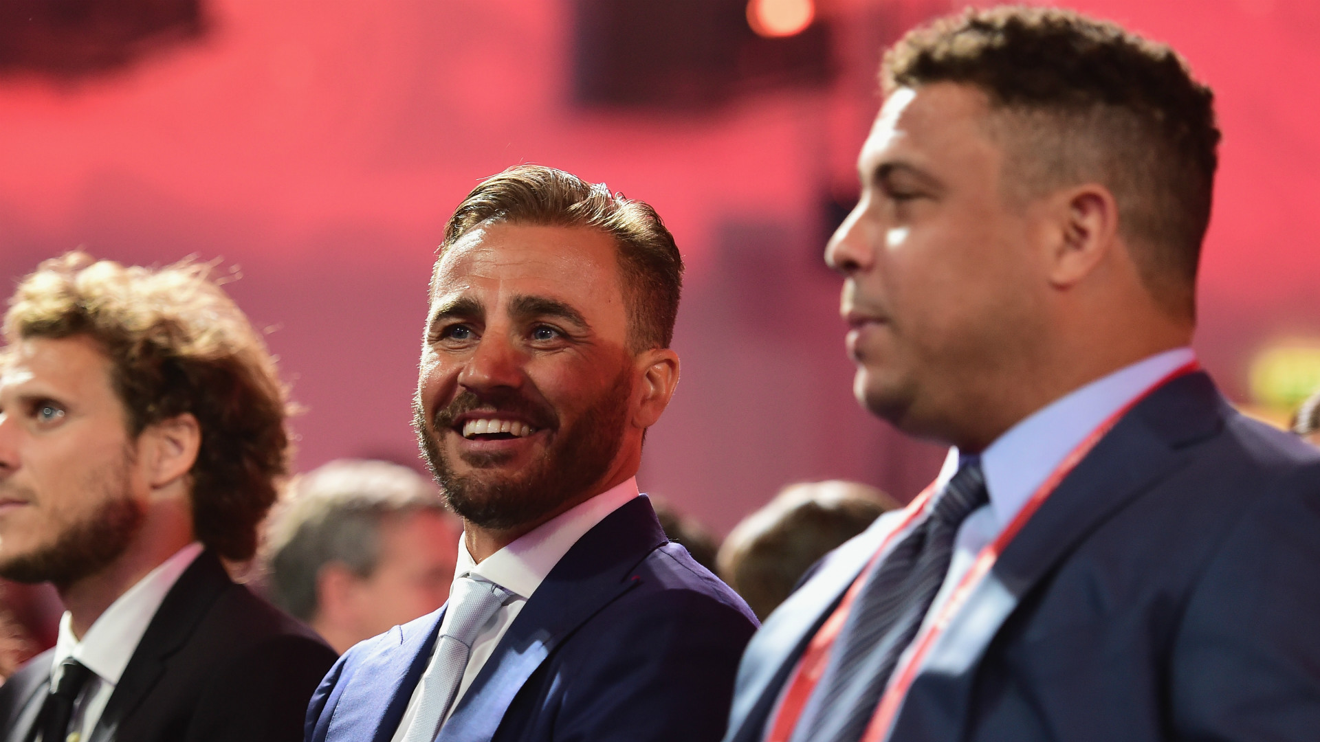 Fabio Cannavaro reveals the only striker he feared playing against