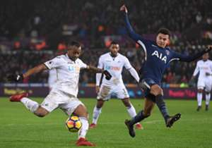 Swansea City v Tottenham Hotspur: This is the first ever FA Cup meeting between these sides – they have met 45 times previously (40 league games, five League Cup matches).