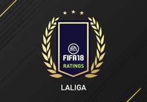 EA Sports telah merilis daftar 30 pemain terbaik di La Liga Spanyol untuk FIFA 18. Dua posisi tertinggi tentu dihuni Ronaldo dan Messi...