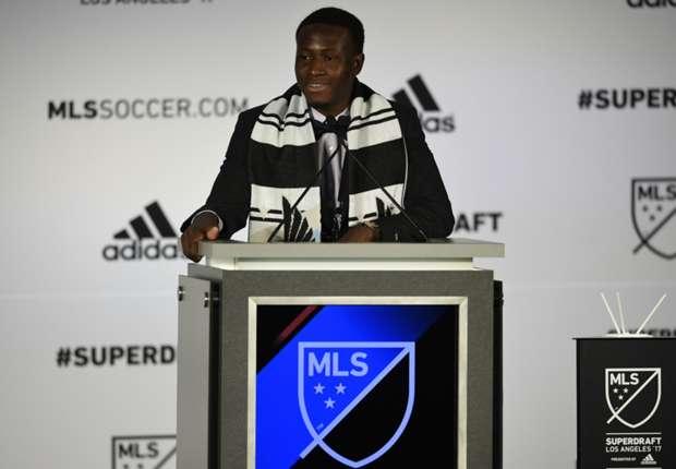 Minnesota United selects Abu Danladi with top pick in 2017 MLS draft