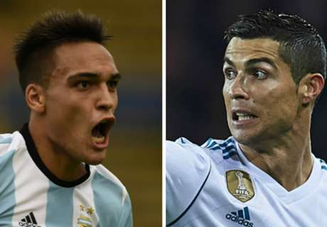 Is Lautaro Martinez Atleti's answer to Ronaldo?