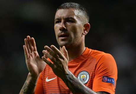 Kolarov es nuevo jugador de la Roma