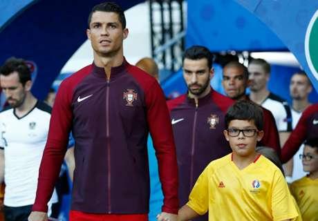 โรนัลโด้แซงฟิโก้ติดทีมชาติโปรตุเกสมากที่สุดตลอดกาล