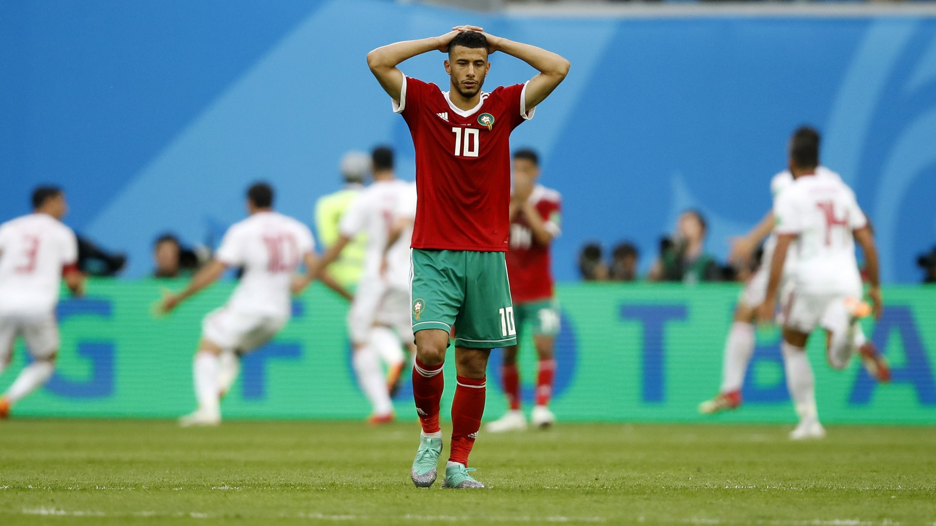 Own goal gifts Iran stoppage-time win over Morocco