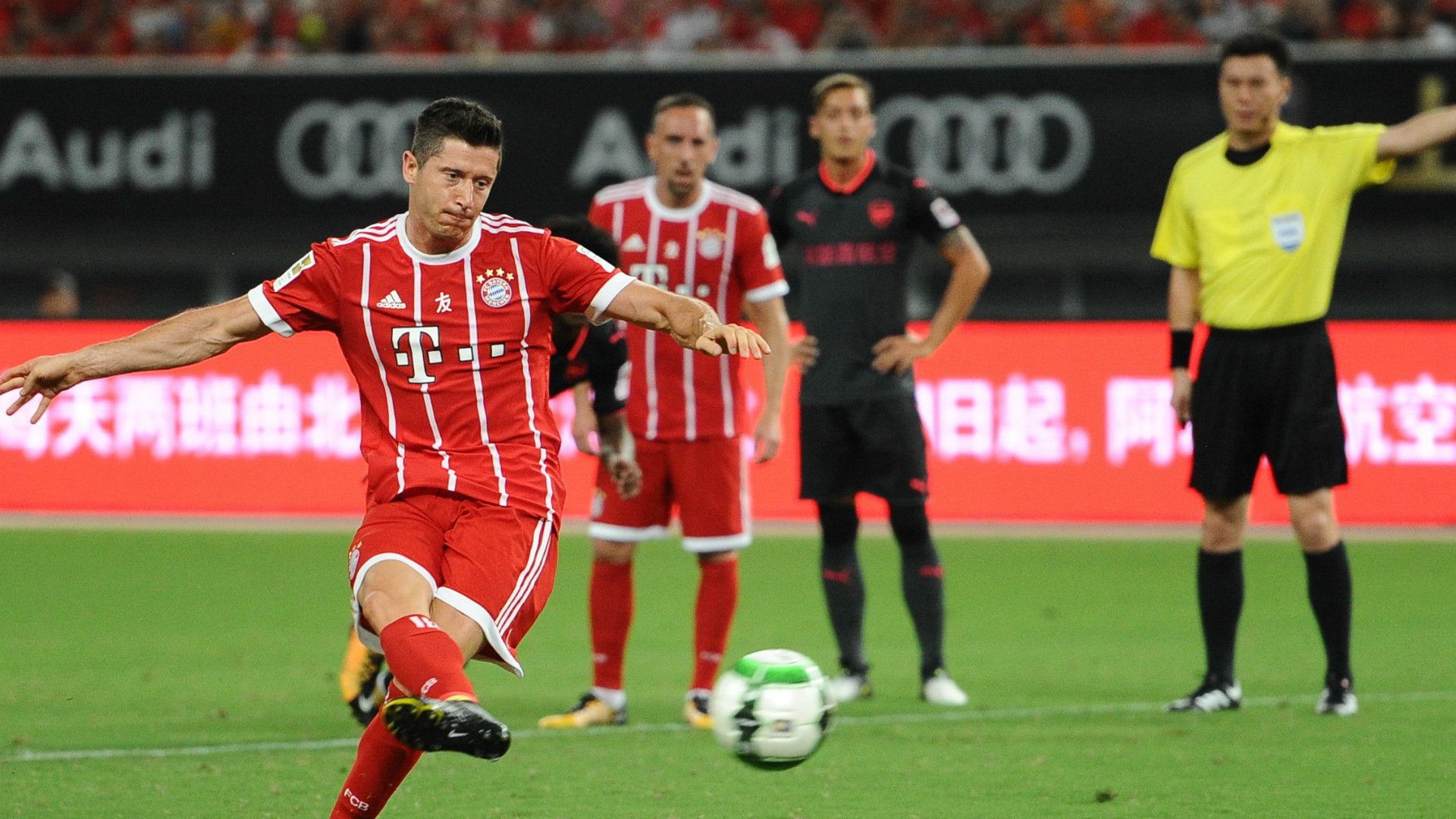 Robert Lewandowski Bayern Munich ICC