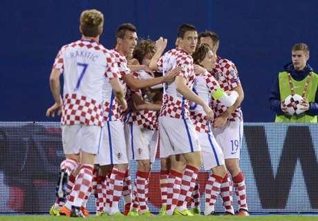 Kalinic Bawa Kroasia Bekuk Ukraina