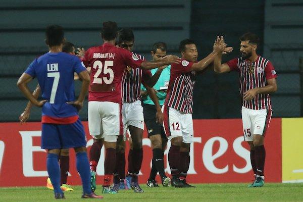 Mohun Bagan vs Bengaluru