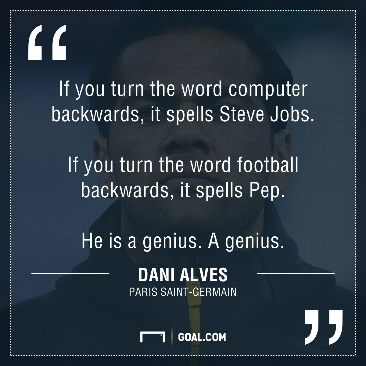 Dani Alves quote